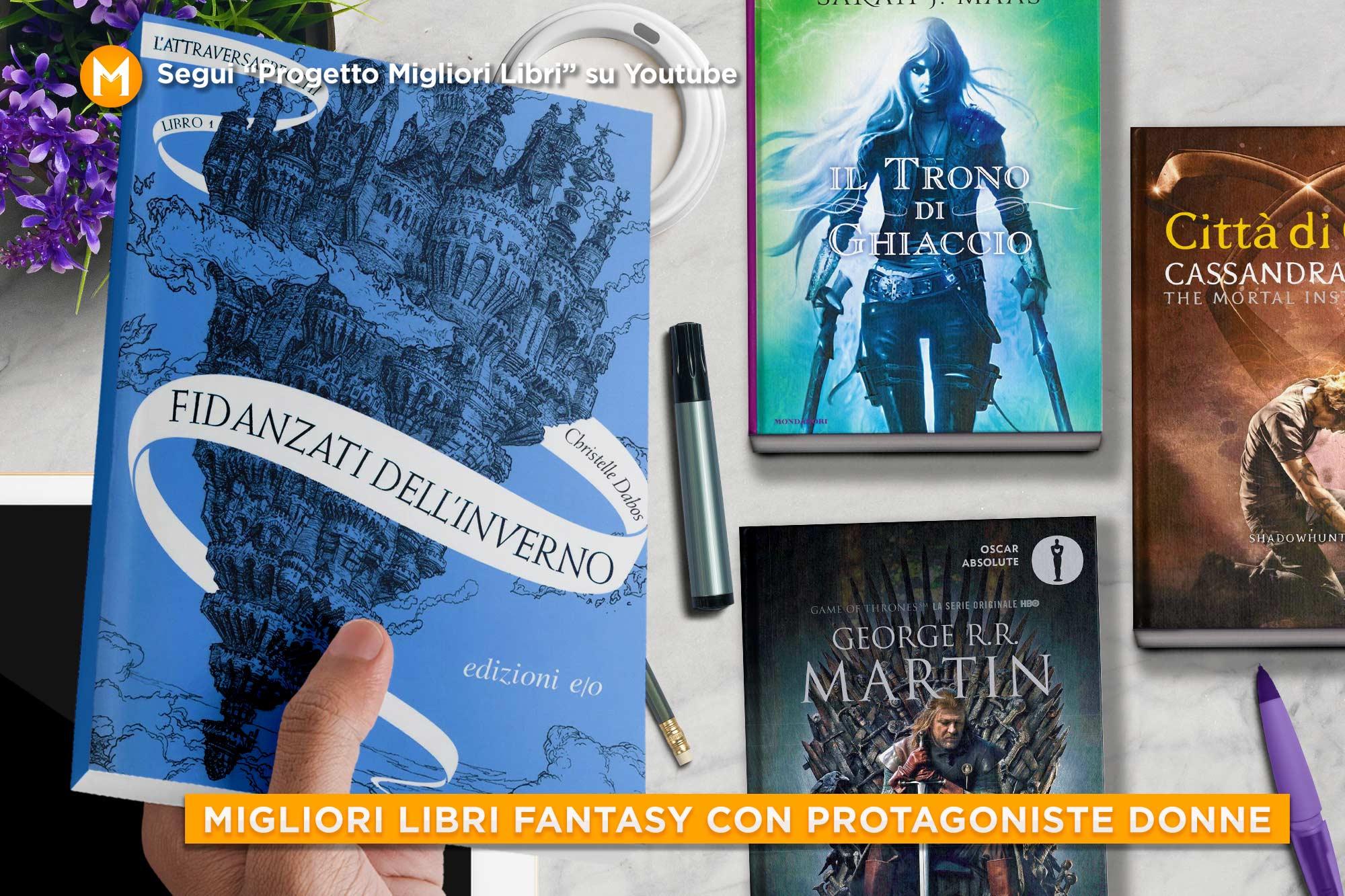 migliori-libri-fantasy-con-protagoniste-donne