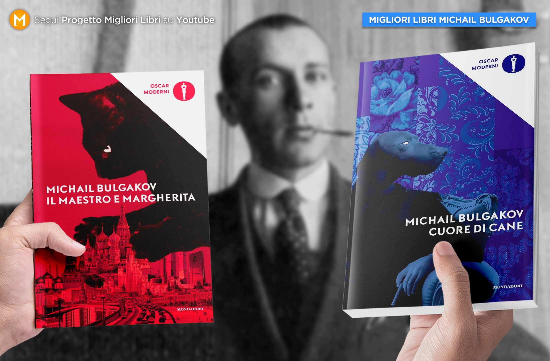migliori-libri-michail-bulgakov