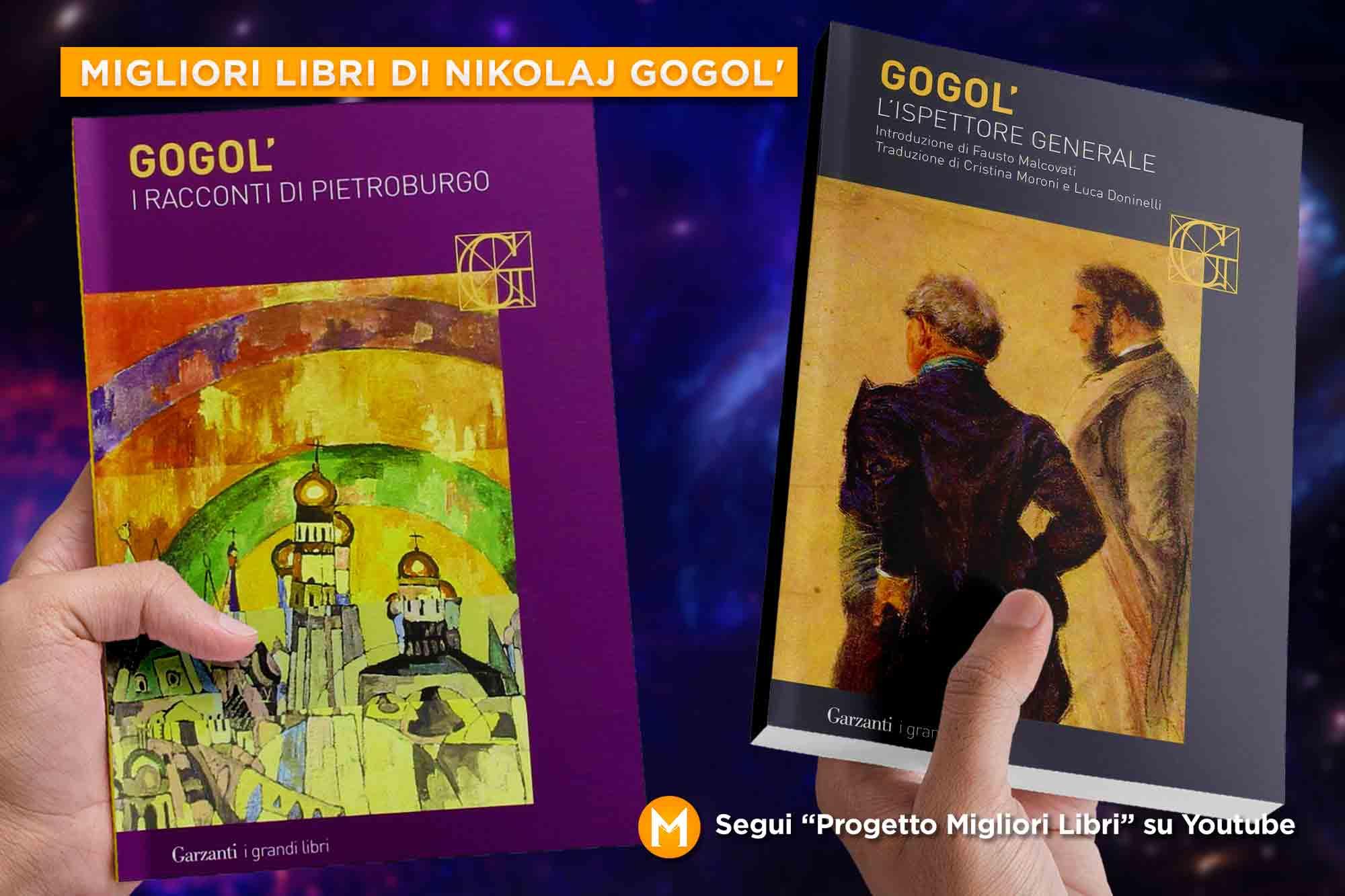 migliori-libri-nikolaj-gogol
